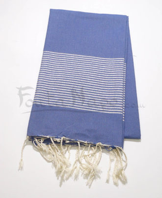 The Fouta towel Cotton & Lurex