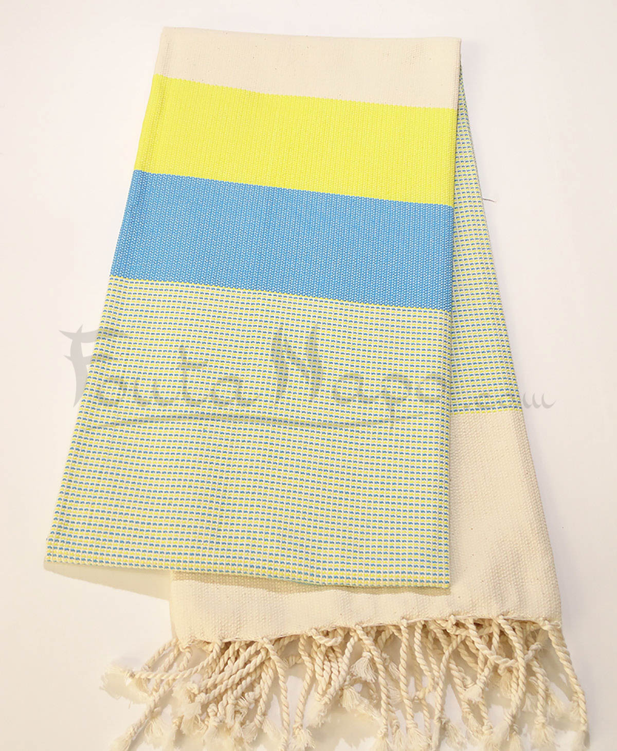 The Fouta Towel Matted pattern Playa