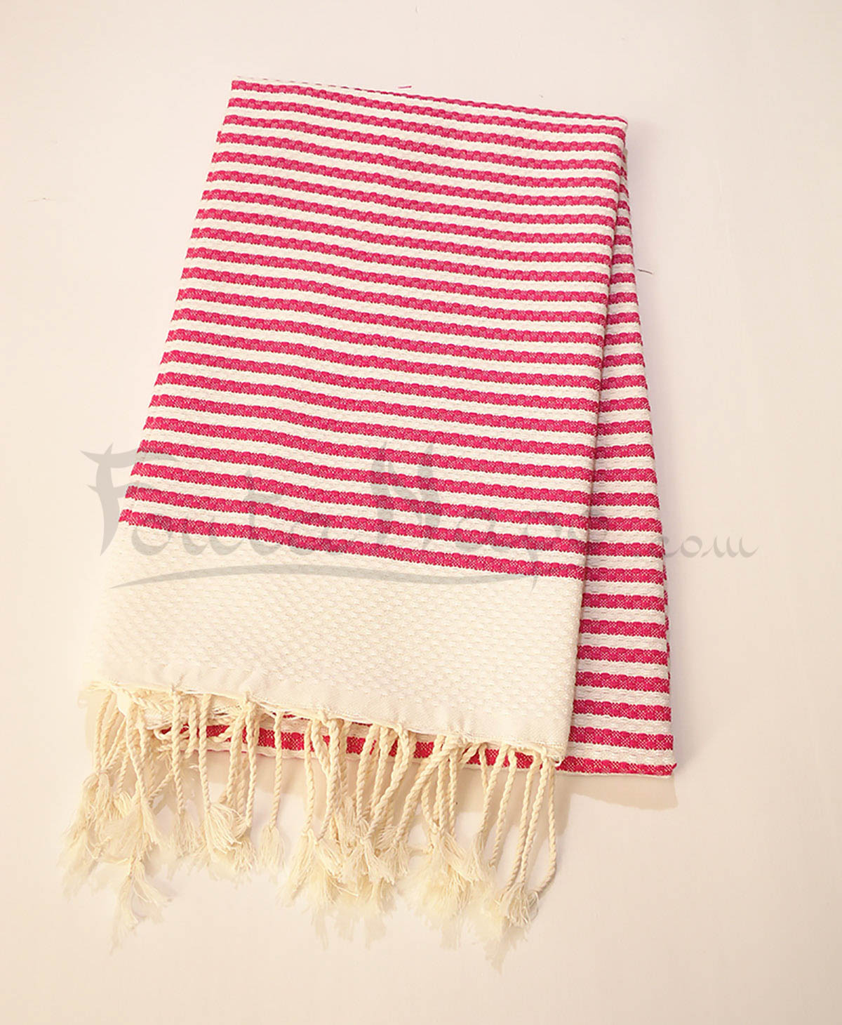 The Fouta Towel Honeycomb Ziwane