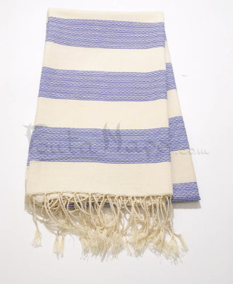 The Fouta Towel Tweed